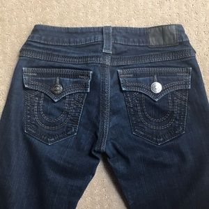 True Religion Flare Jeans. Boot Cut.